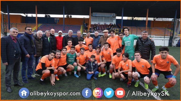 Alibeyköyspor 6-0 Örnektepespor