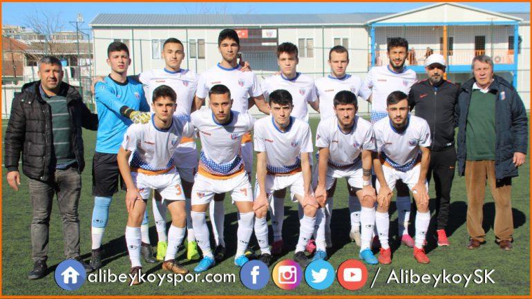 Alibeyköyspor 2-2 Kocasinanspor