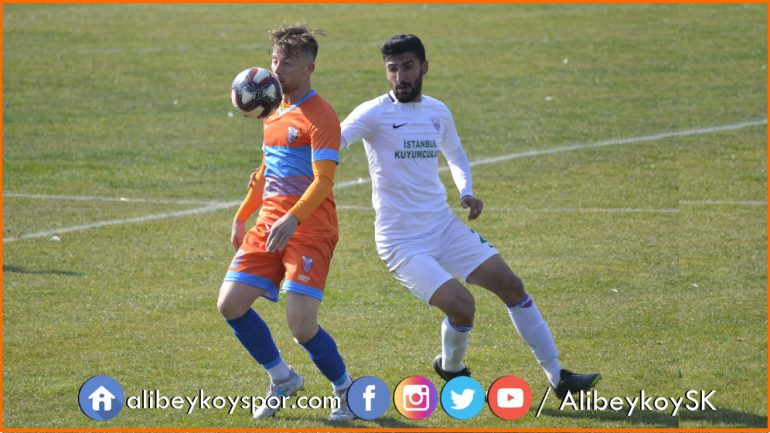 Çerkezköy 1911 Doğanspor 0-0 Alibeyköyspor