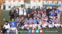 Şampiyon Alibeyköyspor!