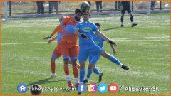 Vizespor 1-0 Alibeyköyspor