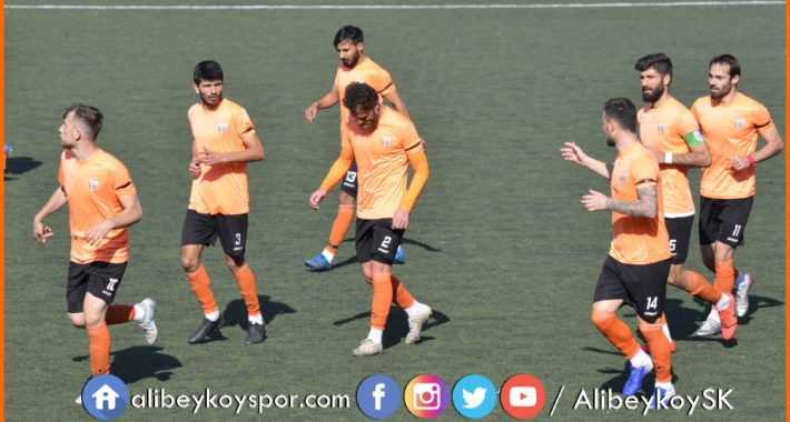 Alibeyköyspor 3-0 Başiskele Doğantepespor