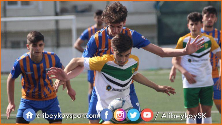 Alibeyköyspor 6-1 Ayazağaspor