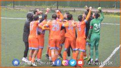 Alibeyköyspor 5-1 Bozcaadaspor