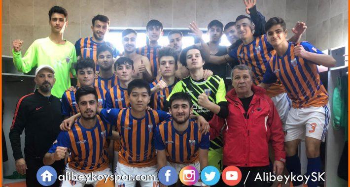 Başakşehir Kartalspor 0-7 Alibeyköyspor