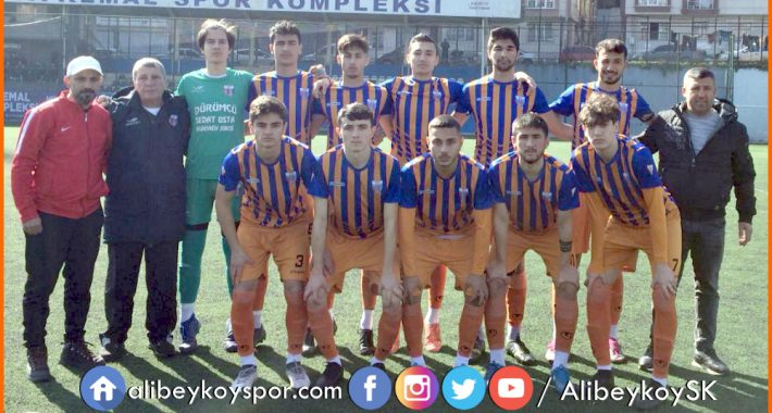 Yahya Kemalspor 0-0 Alibeyköyspor