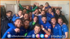 Edirnespor 0-1 Alibeyköyspor