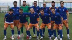 Antalya'daki ilk maçtan galip ayrıldık